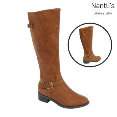 BL-Mason-11 Cognac Botas de Mujer Mayoreo Wholesale Womens Boots Nantlis
