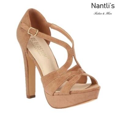 BL-Miya-286 Nude Zapatos de Mujer Mayoreo Wholesale Women Heels Shoes Nantlis