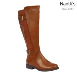 BL-Pita-37W Cognac Botas de Mujer Mayoreo Wholesale Womens Boots Nantlis