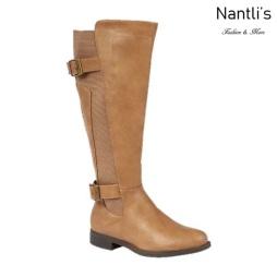 BL-Pita-37W Nude Botas de Mujer Mayoreo Wholesale Womens Boots Nantlis