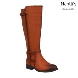 BL-Pita-47W Cognac Botas de Mujer Mayoreo Wholesale Womens Boots Nantlis