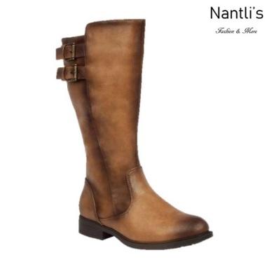 BL-Pita-50W Nude Botas de Mujer Mayoreo Wholesale Womens Boots Nantlis