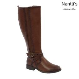 BL-Pita-51w Brown Botas de Mujer Mayoreo Wholesale Womens Boots Nantlis