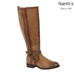 BL-Pita-51w Nude Botas de Mujer Mayoreo Wholesale Womens Boots Nantlis