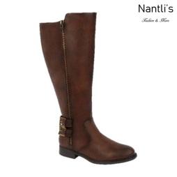 BL-Pita-54w Brown Botas de Mujer Mayoreo Wholesale Womens Boots Nantlis