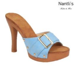BL-Sandra-1 Light Blue Zapatos de Mujer Mayoreo Wholesale Women Heels Shoes Nantlis