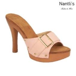 BL-Sandra-1 Pink Zapatos de Mujer Mayoreo Wholesale Women Heels Shoes Nantlis