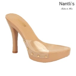 BL-Sandra-3 Nude Zapatos de Mujer Mayoreo Wholesale Women Heels Shoes Nantlis
