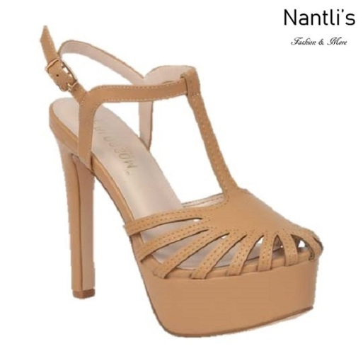 BL-Sarena-8 Nude Zapatos de Mujer Mayoreo Wholesale Women Heels Shoes Nantlis