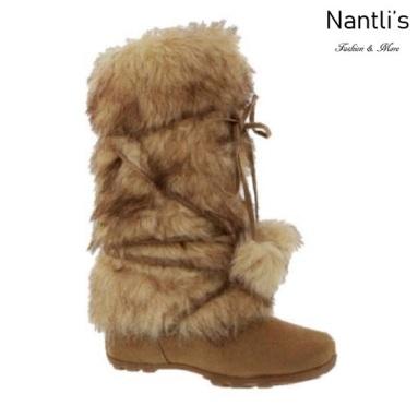 BL-Tara-Hi Camel Botas de Mujer Mayoreo Wholesale Womens Boots Nantlis