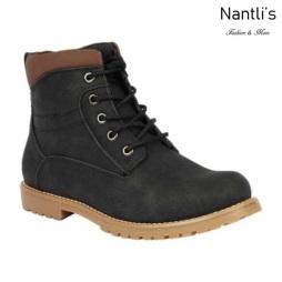 BL-Urbasi-33 Black Zapatos de Mujer Mayoreo Wholesale Women Boots Nantlis