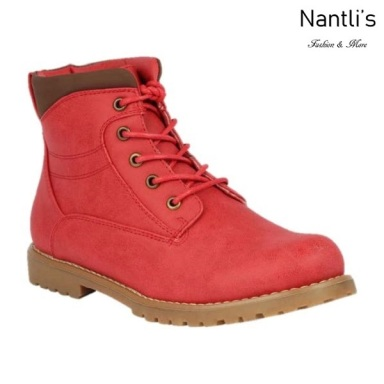 BL-Urvasi-33 Red Botas de Mujer Mayoreo Wholesale Womens Boots Nantlis