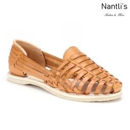 Huaraches Mayoreo CAH751 Desert Huarache de piel para mujer Womens Mexican leather sandals Nantlis Tradicion de Mexico