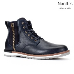 JX-B1821 Navy Zapatos por Mayoreo Wholesale mens shoes Nantlis Jaxson Shoes