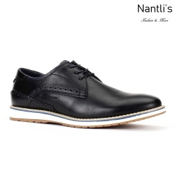 JX-C1701 Black Zapatos por Mayoreo Wholesale mens shoes Nantlis Jaxson Shoes