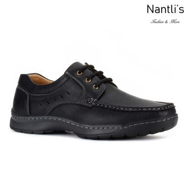JX-C1722 Black Zapatos por Mayoreo Wholesale mens shoes Nantlis Jaxson Shoes