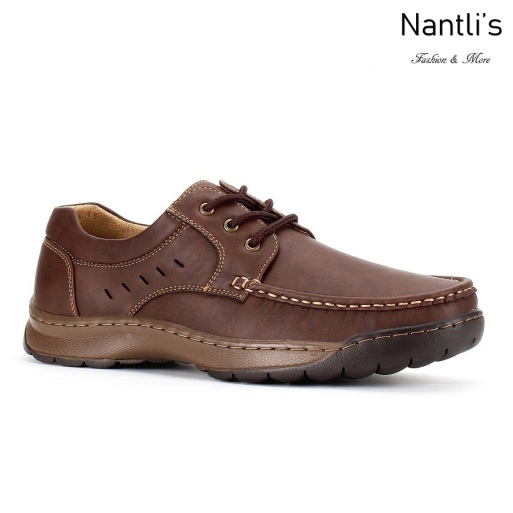 JX-C1722 Brown Zapatos por Mayoreo Wholesale mens shoes Nantlis Jaxson Shoes