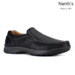 JX-C1723 Black Zapatos por Mayoreo Wholesale mens shoes Nantlis Jaxson Shoes