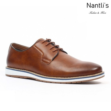 JX-C1832 Tan Zapatos por Mayoreo Wholesale mens shoes Nantlis Jaxson Shoes