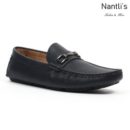 JX-D1710 Navy Zapatos por Mayoreo Wholesale mens shoes Nantlis Jaxson Shoes