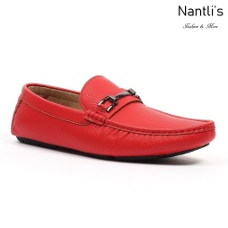 JX-D1710 Red Zapatos por Mayoreo Wholesale mens shoes Nantlis Jaxson Shoes