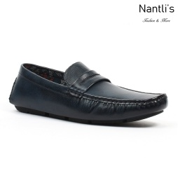 JX-D1711 Navy Zapatos por Mayoreo Wholesale mens shoes Nantlis Jaxson Shoes