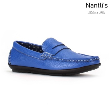 JX-i1714 blue Zapatos por Mayoreo Wholesale kids shoes Nantlis Jaxson