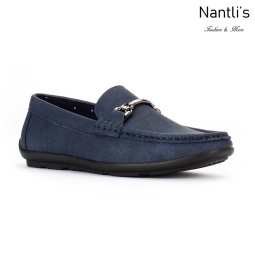 JX-i1715 navy Zapatos por Mayoreo Wholesale kids shoes Nantlis Jaxson