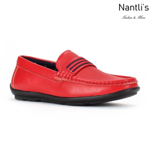JX-j1713 red Zapatos por Mayoreo Wholesale kids shoes Nantlis Jaxson