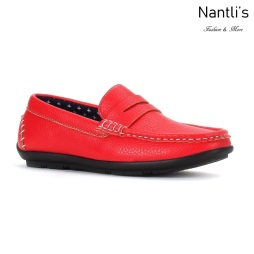 JX-j1714 red Zapatos por Mayoreo Wholesale kids shoes Nantlis Jaxson