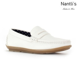 JX-K1714 white Zapatos por Mayoreo Wholesale kids shoes Nantlis Jaxson