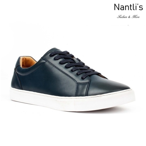JX-S1811 Navy Zapatos por Mayoreo Wholesale mens shoes Nantlis Jaxson Shoes