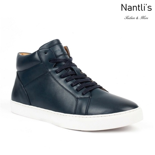 JX-S1814 Navy Zapatos por Mayoreo Wholesale mens shoes Nantlis Jaxson Shoes