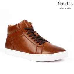 JX-S1814 Tan Zapatos por Mayoreo Wholesale mens shoes Nantlis Jaxson Shoes
