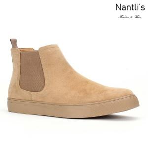 JX-S1840 Beige Zapatos por Mayoreo Wholesale mens shoes Nantlis Jaxson Shoes