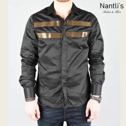 Nantlis Camisa RHL5299 Mens Long Sleeve Shirt