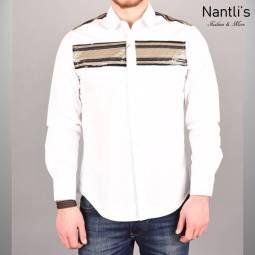 Nantlis Camisa RHL5609 Mens Long Sleeve Shirt