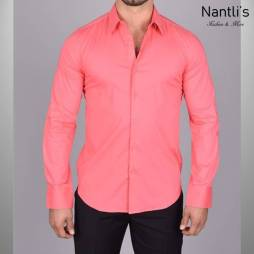 Nantlis Camisa SDL3219 Mens Long Sleeve Shirt