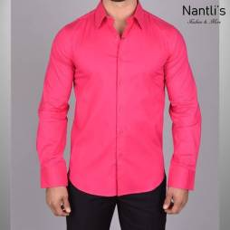 Nantlis Camisa SDL3220 Mens Long Sleeve Shirt