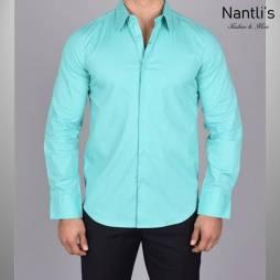 Nantlis Camisa SDL3222 Mens Long Sleeve Shirt