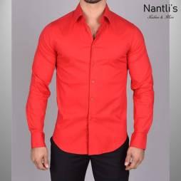 Nantlis Camisa SDL3223 Mens Long Sleeve Shirt