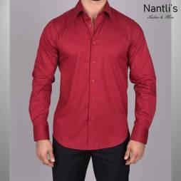 Nantlis Camisa SDL3224 Mens Long Sleeve Shirt