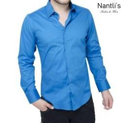 Nantlis Camisa SDL3225 Mens Long Sleeve Shirt