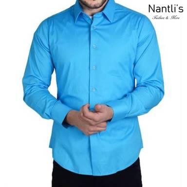 Nantlis Camisa SDL3226 Mens Long Sleeve Shirt