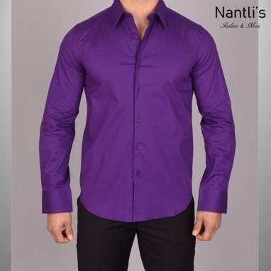 Nantlis Camisa SDL3228 Mens Long Sleeve Shirt