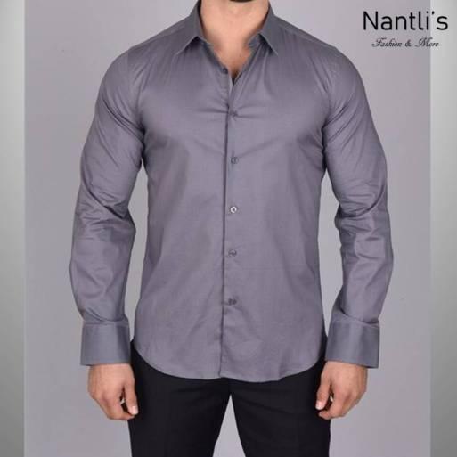 Nantlis Camisa SDL3229 Mens Long Sleeve Shirt