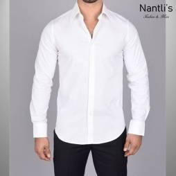 Nantlis Camisa SDL3230 Mens Long Sleeve Shirt