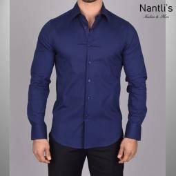 Nantlis Camisa SDL4519 Mens Long Sleeve Shirt