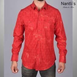 Nantlis Camisa WPL5949 Mens Long Sleeve Shirt