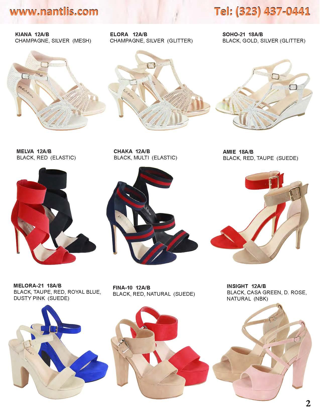 537b016b Nantlis Catalogo Zapatos de Mujer mayoreo Vol 1 Wholesale womens  Shoes_Page_03